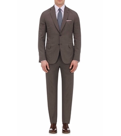 Wool-Silk Two-Button Suit by Brioni in House of Cards