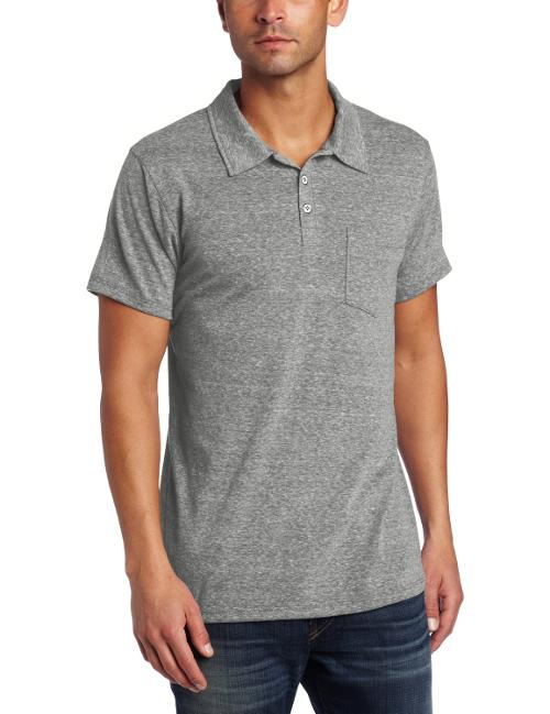 Men's Triblend Polo Shirt by Threads 4 Thought in Jersey Boys