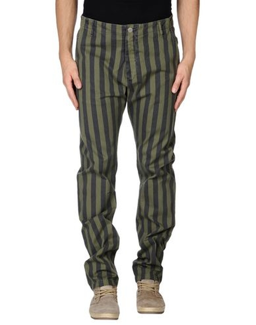 Casual Stripe Pants by Daniele Alessandrini Homme in Inherent Vice