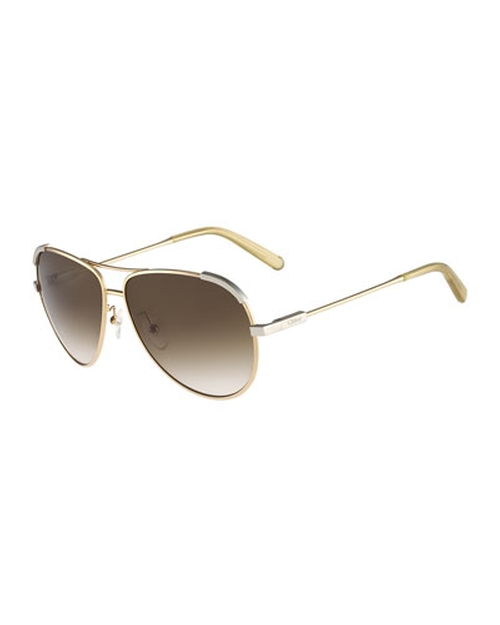 Eria Aviator Sunglasses by Chloe in Kill Bill: Vol. 1