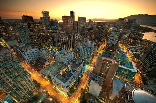 Elephant & Castle Vancouver, British Columbia, Canada in If I Stay