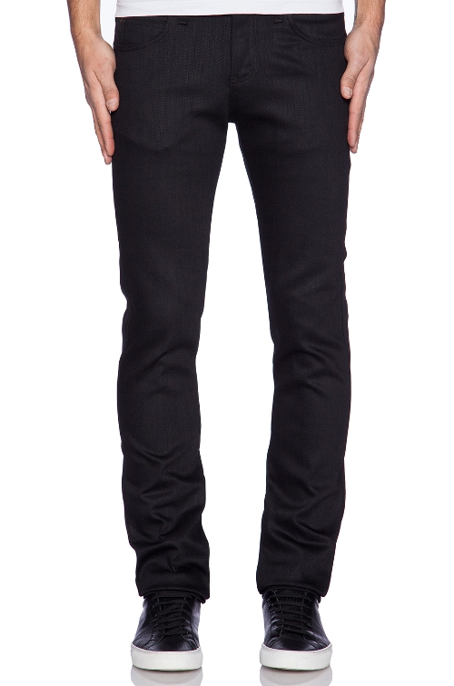 Super Skinny Guy Jeans by Naked & Famous Denim in Twilight