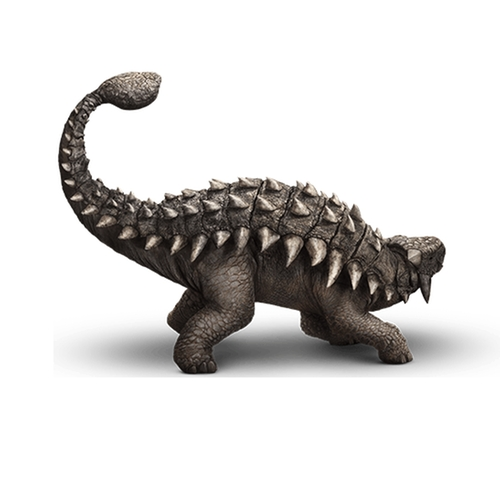 Ankylosaurus by Seth Engstrom & Dean Sherriff (Concept Artist) in Jurassic World