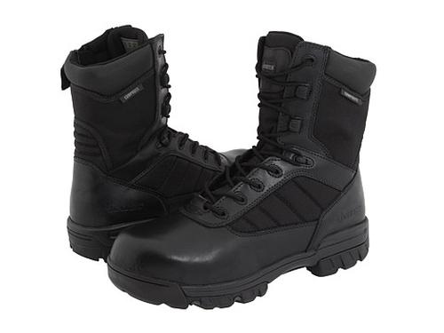 Tactical Sport Composite Toe Boots by Bates Footwear in Arrow - Season 4 Episode 13