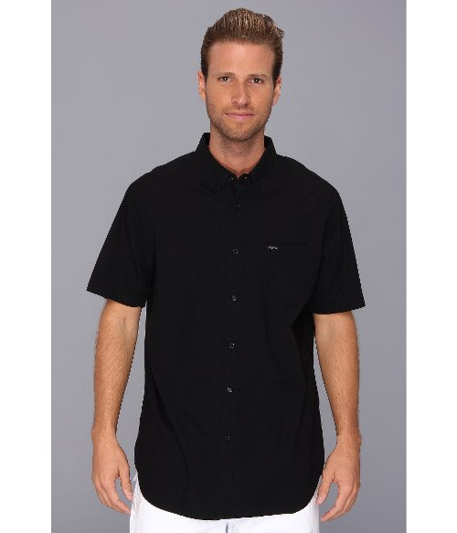 Revival Woven Shirt by RVCA in Only God Forgives