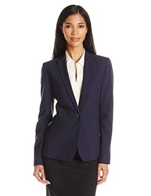 Women's Darcy Wool-Blend Blazer by Elie Tahari in Quantico - Season 1 Episode 8