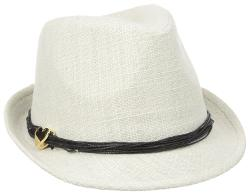 Women's Full Of Heart Fedora by BCBGeneration in And So It Goes