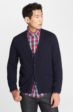 Irving Cardigan by Jack Spade in The Disappearance of Eleanor Rigby