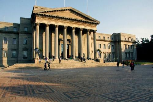 University of the Witwatersrand Johannesburg, Gauteng, South Africa in The Giver