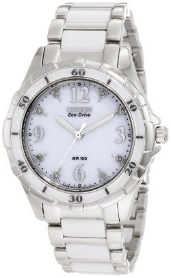 Stainless Steel Eco-Drive Watch by Citizen in While We're Young