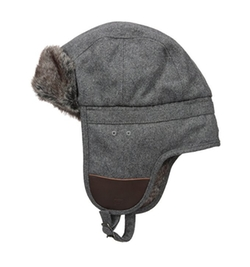 Felt Trapper Hat by Haggar in Daddy's Home 2