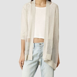 Bishi Cardigan by AllSaints in Modern Family