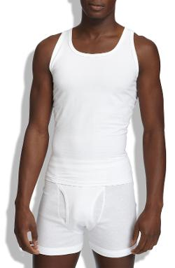 Cotton Compression Tank Top by SPANX in Beyond the Lights