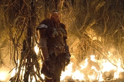 Custom Made Barbarian Costume (Kaulder) by Luca Mosca (Costume Designer) in The Last Witch Hunter