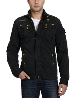 Recolite Overshirt Long Sleeve Jacket by G Star RAW in Fast & Furious 6