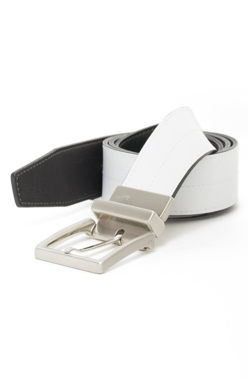 Reversible Leather Belt by Nike in Shutter Island