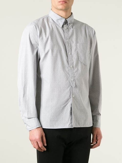 Classic Button Down Shirt by Universal Works in Paper Towns