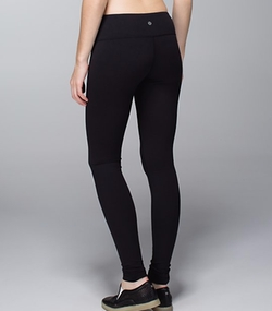 Alighn Crop Leggings by Lululemon in Quantico
