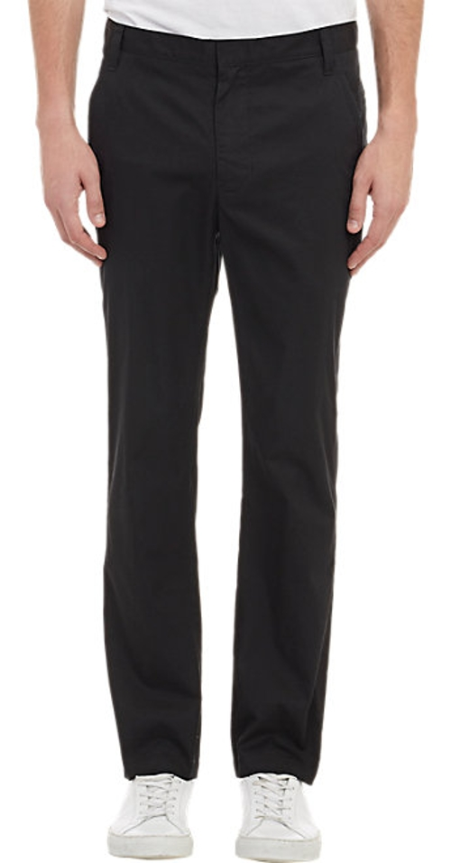 Twill Chino Pants by Helmut Lang in Fantastic Four