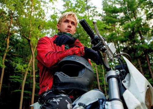 Leather Motorcycle Jacket by Firstgear in The Place Beyond The Pines
