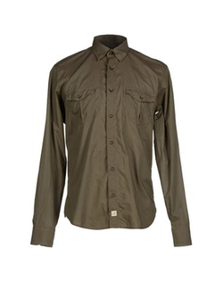 Military Shirt by Panama in The Flash
