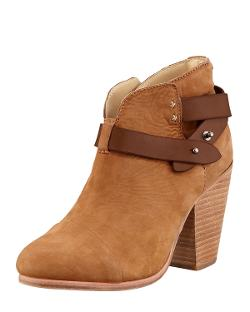 Harrow Nubuck Ankle Boot, Camel by Rag & Bone in Transformers: Age of Extinction