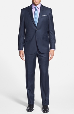 'Jones' Trim Fit Wool Suit by Ted Baker London in Suits