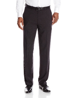 Cash-Touch Dress Pants by Calvin Klein in Self/Less