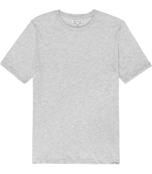 Basic Crew Neck T-Shirt by Bless in The Best of Me