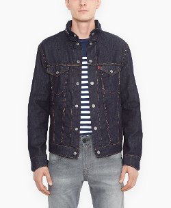 Commuter Trucker Jacket by Levi's in If I Stay
