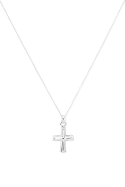 Heart Pendant Necklace by Argento Vivo in Easy A