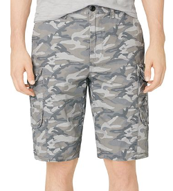 Camo Cargo Shorts by Calvin Klein Jeans in St. Vincent