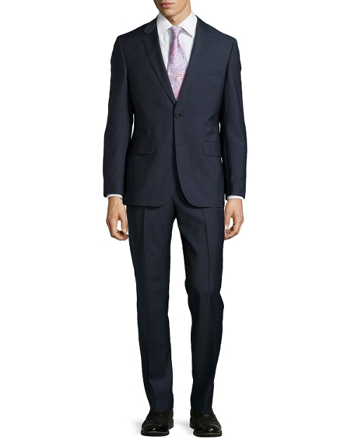 Grand Central Two-Piece Suit by Hugo Boss in Self/Less