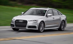 A6 Sedan by Audi in Jack Reacher