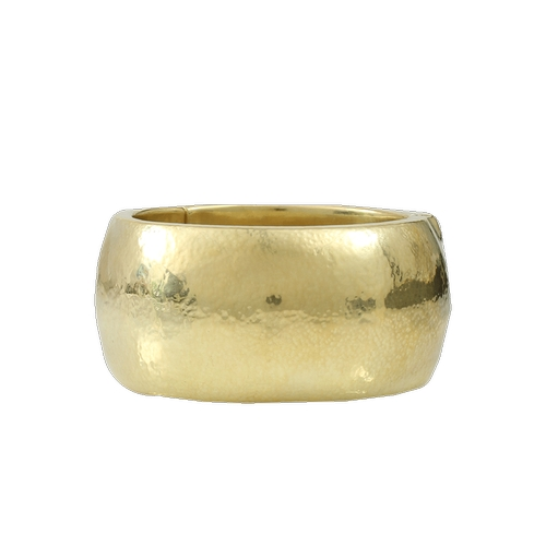 Wide Hinge Bangle Bracelet by Vaubel in Sex and the City