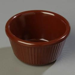 4 oz. Fluted Melamine Ramekin by Carlisle in The Hundred-Foot Journey