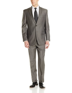 Keene Two-Button Side-Vent Suit by Tommy Hilfiger in Crazy, Stupid, Love.