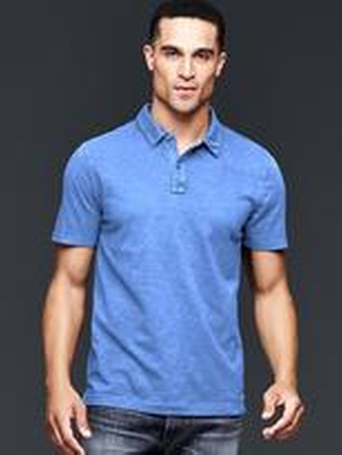 Short Sleeve Polo Shirt by Gap in Me Before You