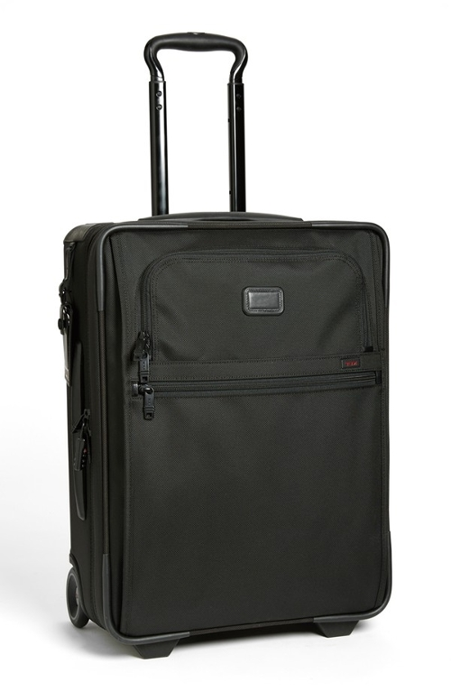 Traveller Expandable Wheeled Carry-On Bag by Tumi in Ex Machina