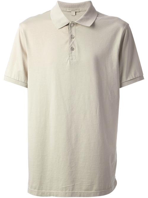 classic polo shirt by BURBERRY BRIT in Jersey Boys