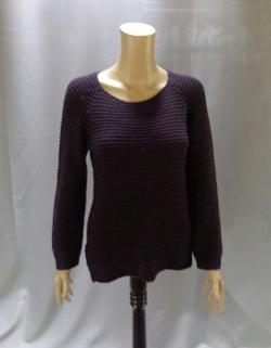 Loose Knit Sweater by H&M in If I Stay