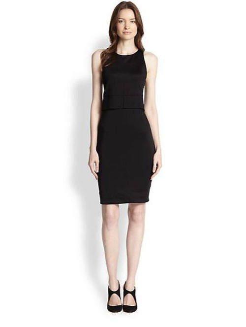 Pique Jersey Dress by Armani Collezioni in The Transporter: Refueled