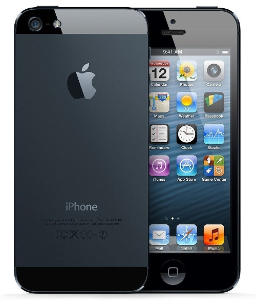 iPhone 5 by Apple in Entourage