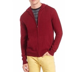 Full Zip Hoodie by Saks Fifth Avenue Collection in New Girl