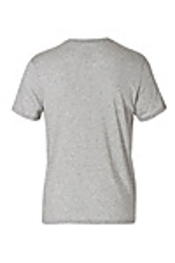 Cotton Crew Neck T-Shirt by Vince in The Longest Ride