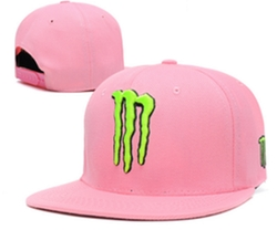 Snapback Hat by Monster Energy in Spring Breakers