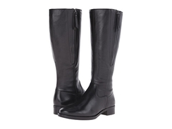 Adel Tall Zip Boots by Ecco in Once Upon a Time