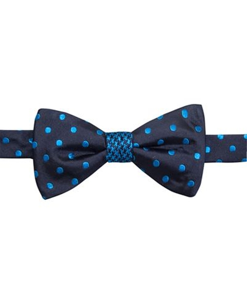 Houndstooth Dot Bow Tie by Countess Mara in Teenage Mutant Ninja Turtles: Out of the Shadows