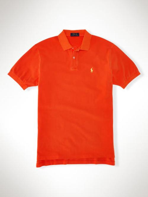 Classic-Fit Neon Polo Shirt by Polo Ralph Lauren in The Disappearance of Eleanor Rigby