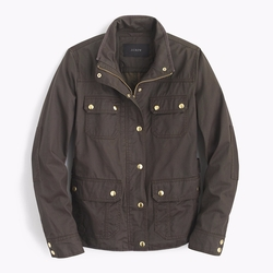 The Downtown Field Jacket by J. Crew in Modern Family